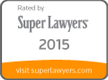 Rated by Super Lawyers 2015
